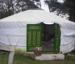 Kurt the Yurt