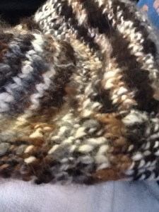 Random Stripey Yarn
